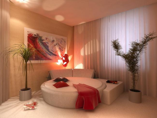 стены.  Спальня - это место, в котором люди проводят большую часть своего времени.  Первое, что человек видит...