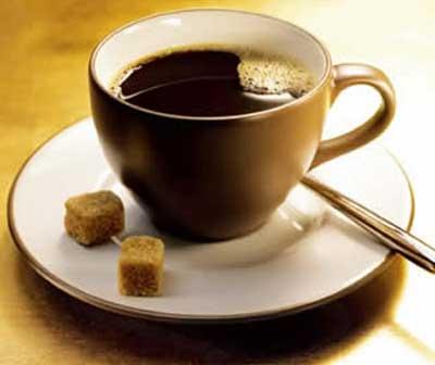Кофеин увеличивает скорость работы мозга