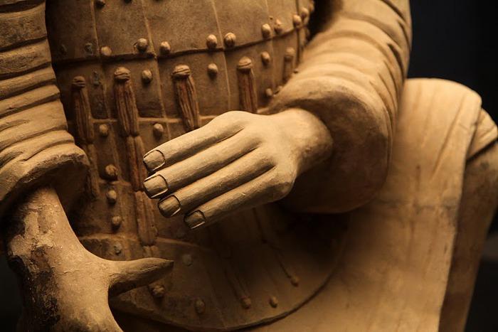 Терракотовая армия первого императора Китая в Сиане 95858