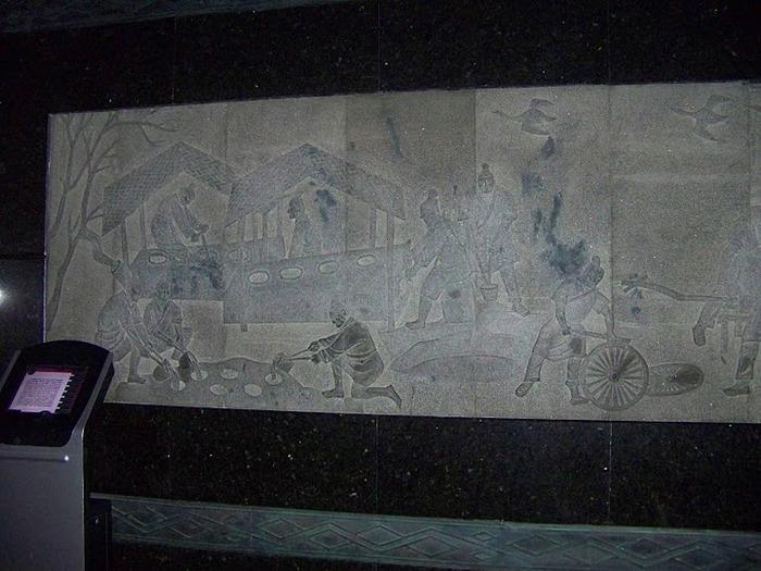Терракотовая армия первого императора Китая в Сиане 35893
