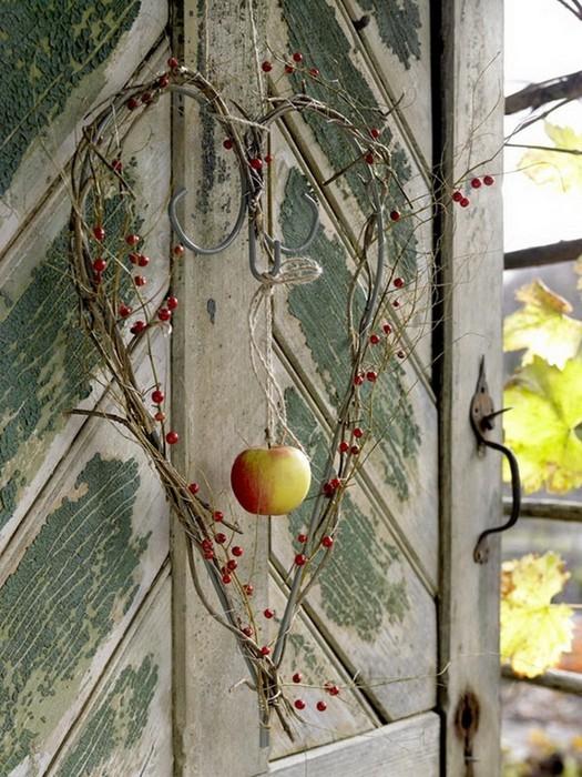 Краски осени в интерьере вашего дома