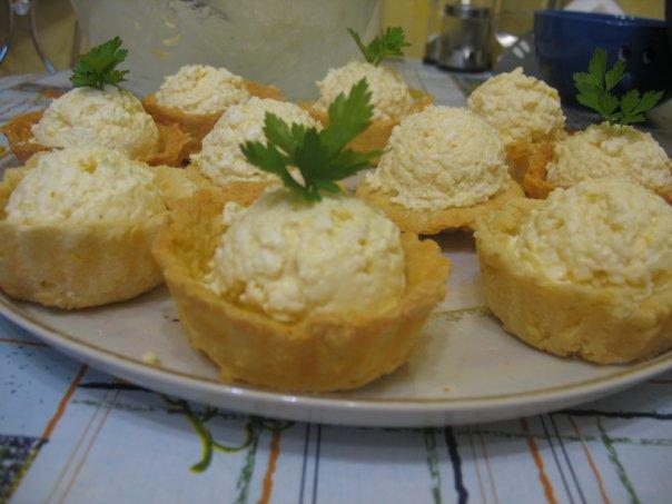 """...начинка  """"Еврейская закуска """")) у меня дома её называют  """"чешо..."""
