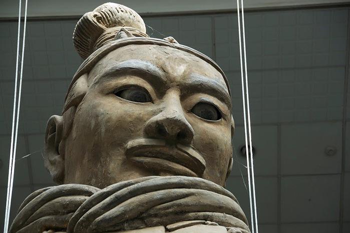 Терракотовая армия первого императора Китая в Сиане 73652