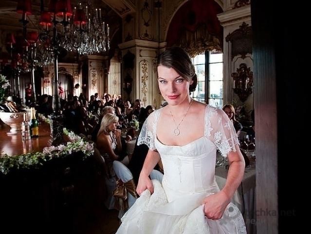 Знаменитые невесты выбирают свадебные платья от Юдашкина (фото)