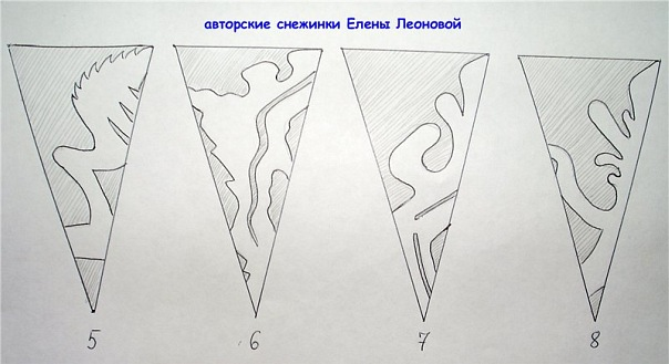 Бумажные поделки своими руками схемы
