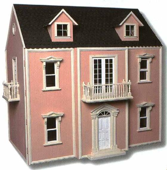 кукольные домики, мебель для