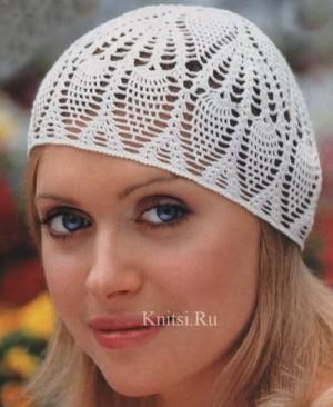 Шапочка :: Вязаные шарфы и шапочки.