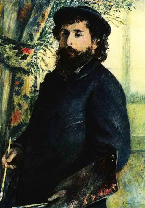 Художник Клод Моне 1875 (488x700, 98Kb)