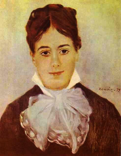 Pierre-Auguste Renoir - A Young Woman (492x632, 37Kb)