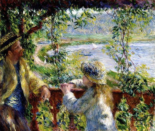 Pierre-Auguste_Renoir_-_By_the_Water-1 (600x507, 197Kb)
