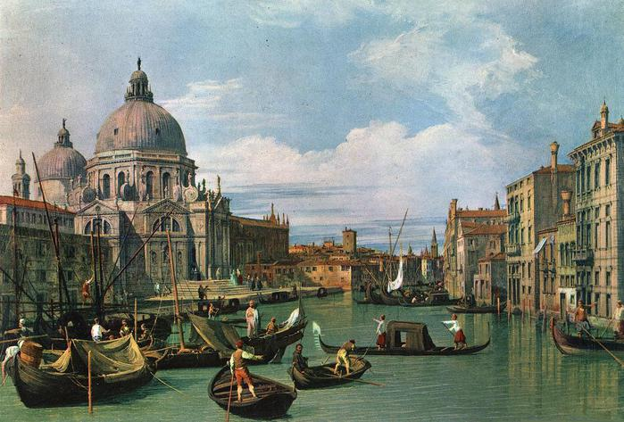 Canaletto_-_The_Grand_Canal_and_the_Church_of_the_Salute (700x473, 72Kb)