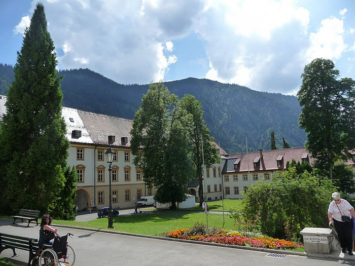 Монастырь Этталь (Kloster Ettal) 47194