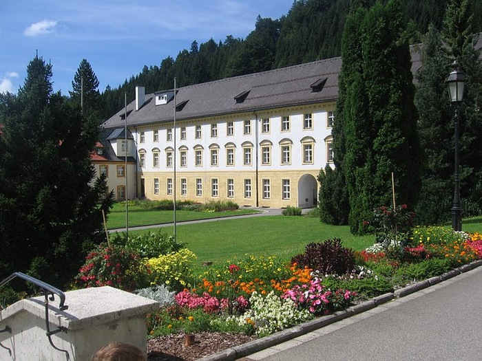 Монастырь Этталь (Kloster Ettal) 20304