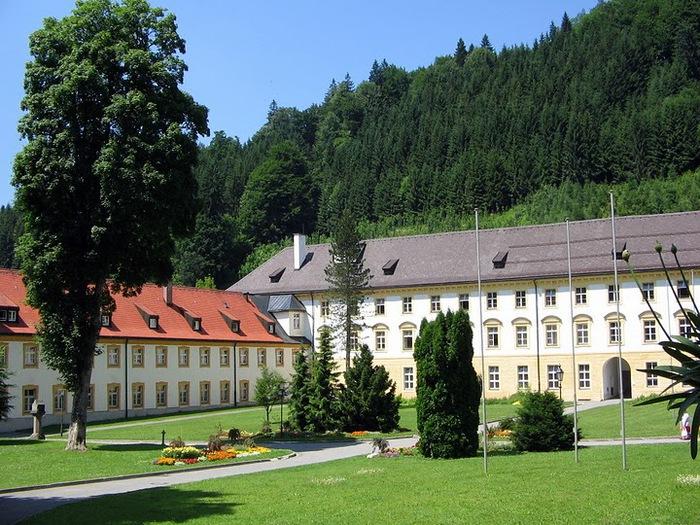 Монастырь Этталь (Kloster Ettal) 18248