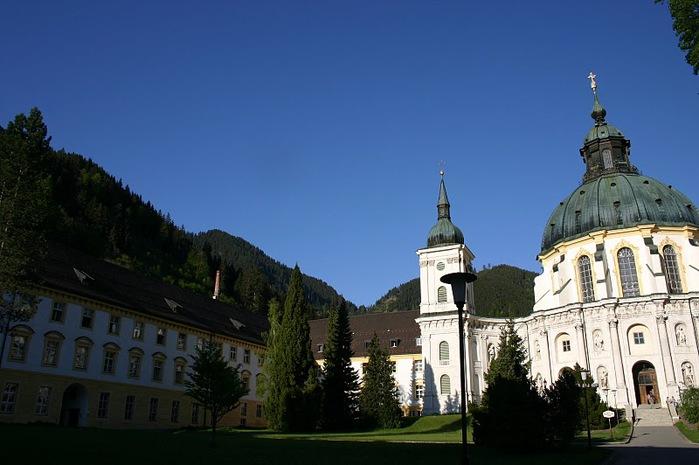 Монастырь Этталь (Kloster Ettal) 26033