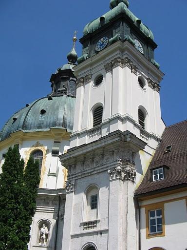 Монастырь Этталь (Kloster Ettal) 83287
