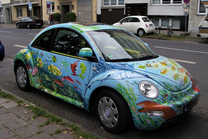 Дюссельдорфская автомобильная статистика