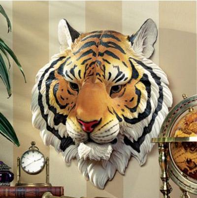 Как сделать на человеке тигра