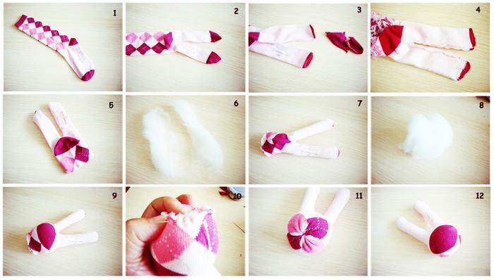 Как сделать игрушку для кошки своими руками поэтапно