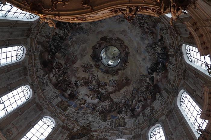 Монастырь Этталь (Kloster Ettal) 28373