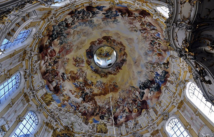 Монастырь Этталь (Kloster Ettal) 49323