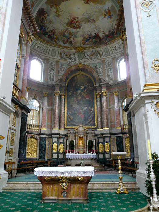 Монастырь Этталь (Kloster Ettal) 47707
