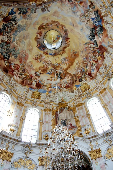 Монастырь Этталь (Kloster Ettal) 79093