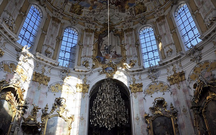Монастырь Этталь (Kloster Ettal) 82992