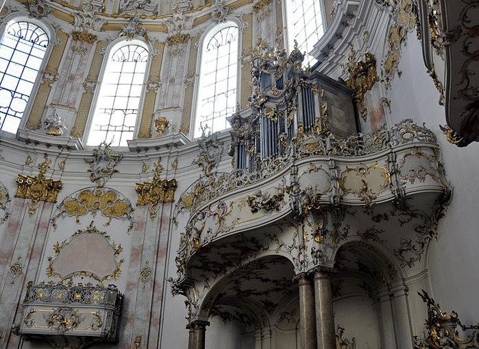 Монастырь Этталь (Kloster Ettal) 67411
