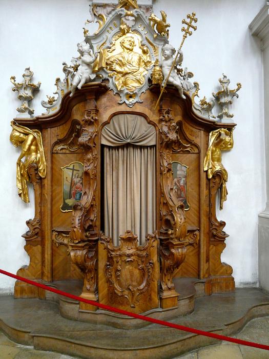 Монастырь Этталь (Kloster Ettal) 83162