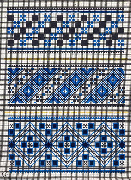 Вышивка крестиком.  Украинская национальная сорочка.  Вышиванка.