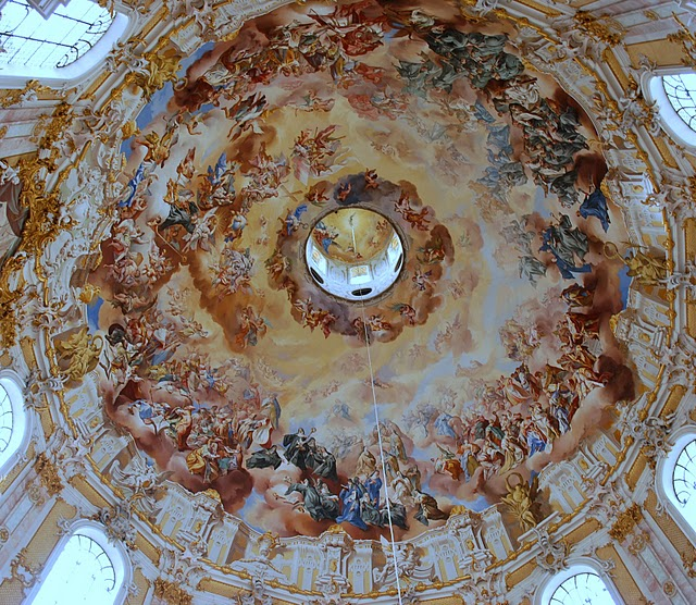 Монастырь Этталь (Kloster Ettal) 99342