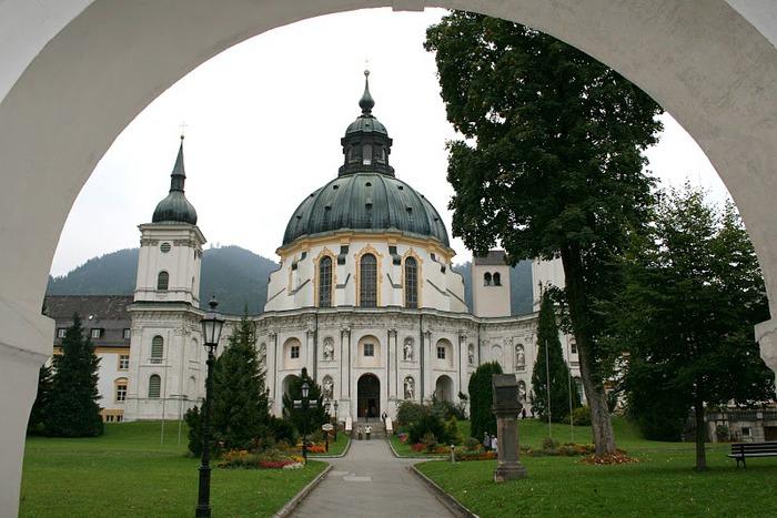 Монастырь Этталь (Kloster Ettal) 82286