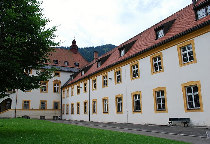 Монастырь Этталь (Kloster Ettal) 58315