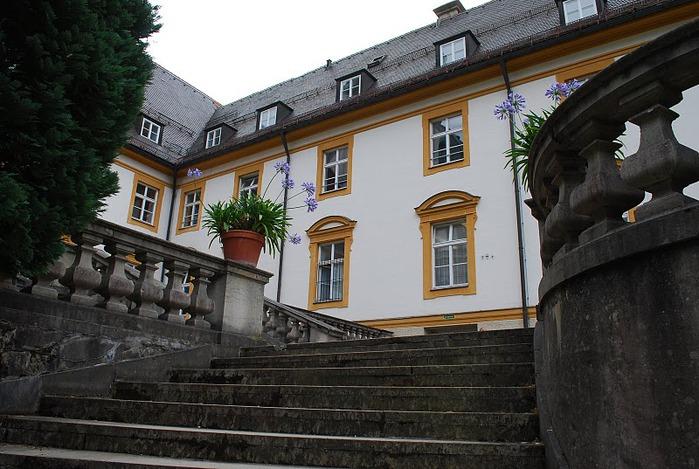 Монастырь Этталь (Kloster Ettal) 95563