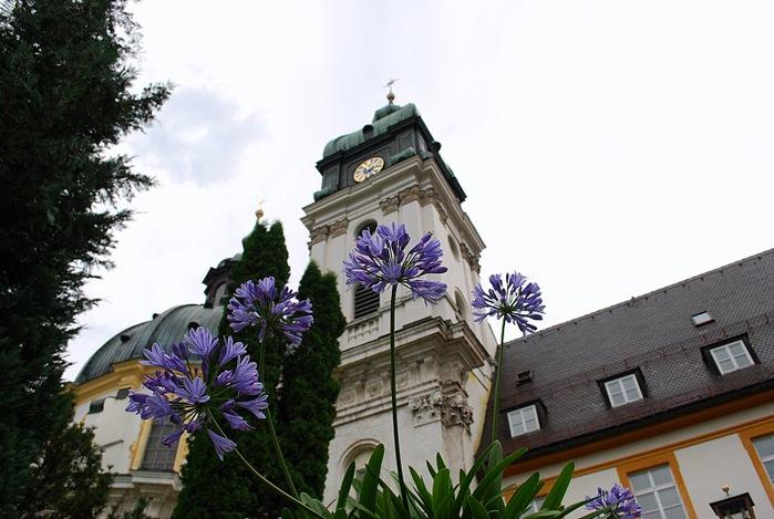 Монастырь Этталь (Kloster Ettal) 73049