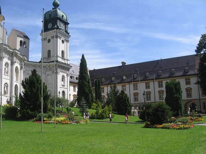 Монастырь Этталь (Kloster Ettal) 69177