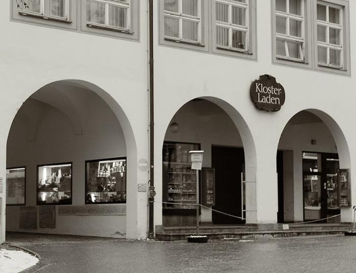 Монастырь Этталь (Kloster Ettal) 24617