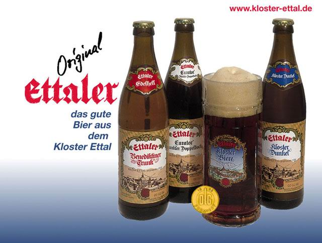 Монастырь Этталь (Kloster Ettal) 41999