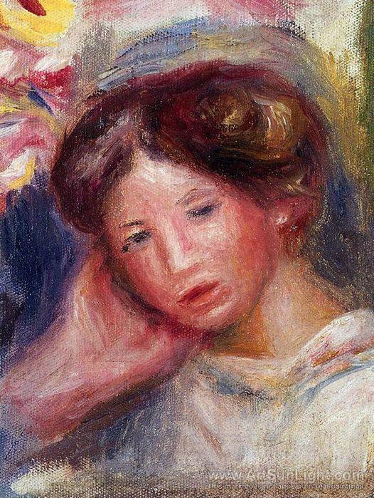woman-s-head-jeanne-samary (526x700, 122Kb)