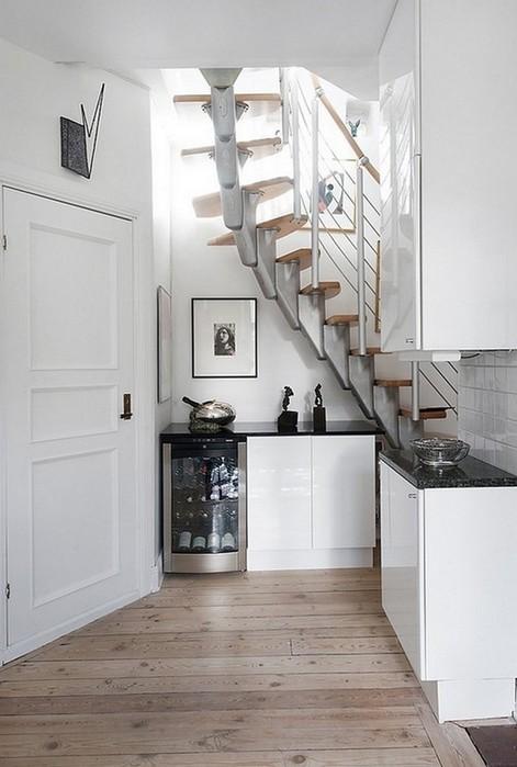 Идеи интерьера квартиры - игра контрастов