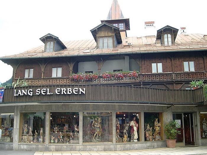 Обераммергау- маленькая деревушка с большой историей. 39150