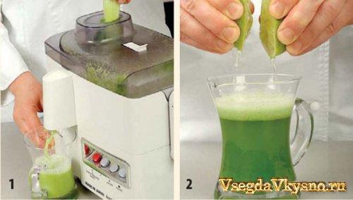 видео как сделать сок в домашних