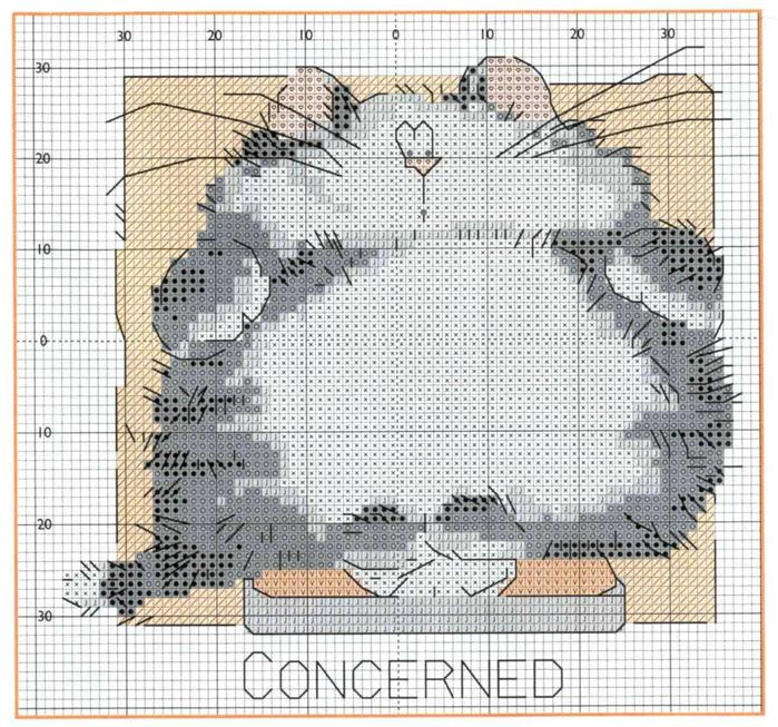 margaret_sherry_-_calendar_2006_08august_concerned_cat__2_918132 (700x653, 504Kb)