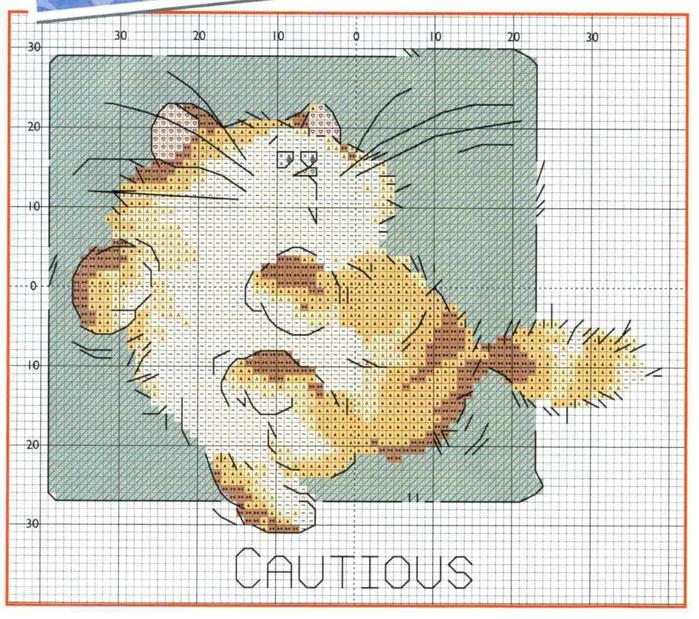 margaret_sherry_-_calendar_2006_09september_cautious_cat__2_246443 (700x619, 488Kb)