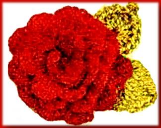 красный цветок (324x257, 39Kb)