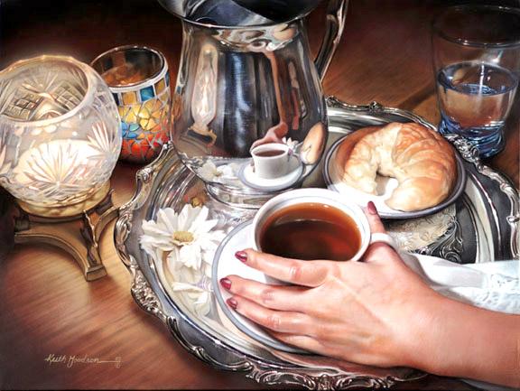 Keith Goodson . Завтрак для Неё (576x433, 105Kb)
