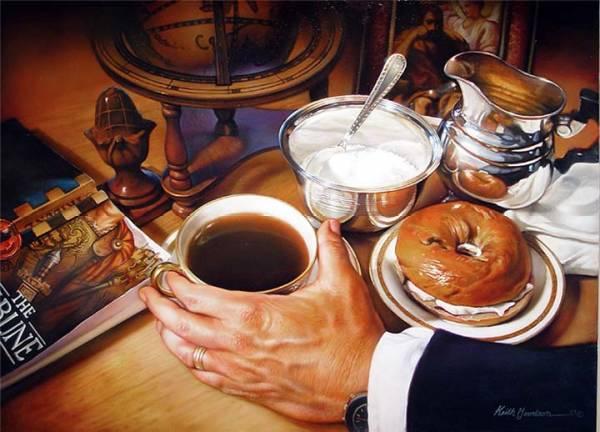 Keith Goodson .Завтрак для Него (600x432, 43Kb)