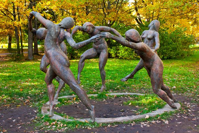 Ориенбаумский Эксперемент Анри Матисс Танец