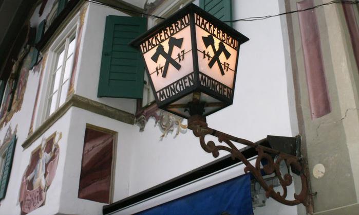 Обераммергау- маленькая деревушка с большой историей. 15149